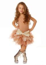 Dress tutu lányoknak 6-8 év