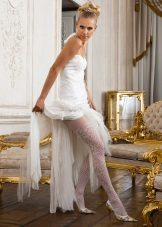 Tights for a wedding dress