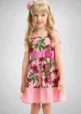 Vestido elegante para meninas