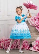 Vestido magnífico elegante para a menina