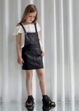 Vestido de verão elegante para as meninas