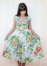 poplin-mekko joka päivä