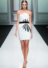 Beyaz Elbise Sandalet