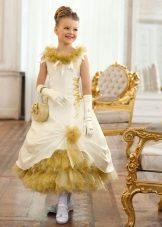 Acessórios para o vestido exuberante de Ano Novo para meninas