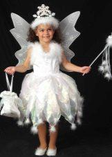 Acessórios para o vestido de fada de ano novo para menina