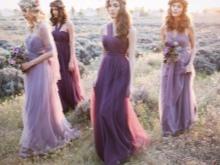 Laventeli mekko bridesmaids