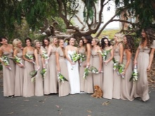 Kehon mekot bridesmaids