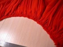 Varrás szoknya petticoat