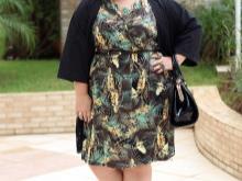 Modieuze jurken voor grote vrouwen