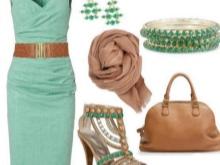 Mint Dress Accessories