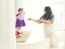 Рокля с къс ръкав за бременна