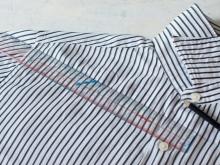 Parte superior da camisa