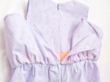 Az első fodrász ruha típusa