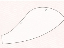 Tulip hüvely modellezés - 2. lépés