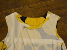 Costura de malha vestido de verão passo - 5