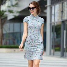 Cheongsam summer dress