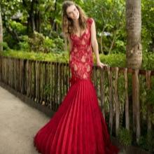 Pavasario suknelė undinė