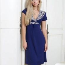 Midi Length Home-jurk