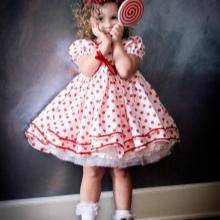 Bolyhos ruha lányoknak 3-5 év