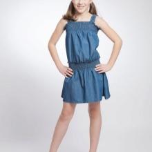 Vestido de verão para adolescente