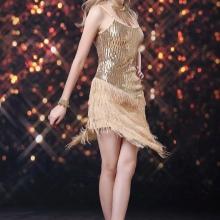 Suknelė šokiams su pakraštyje