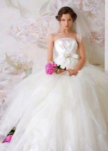 Esküvői fűző íjjal