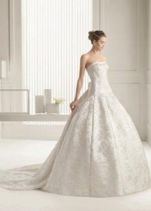Taft esküvői ruha