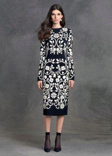 Vestido de noite por Dolce & Gabbana