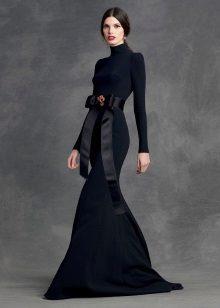 Vestido de noite direto da Dolce & Gabbana