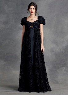 Vestido de noite Império por Dolce & Gabbana