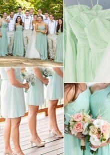 Mintumekot bridesmaidille