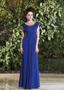 Vestido no estilo grego para a mãe da noiva