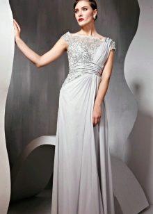 Vestido de noite para a mãe da noiva