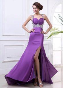 Lilac šaty