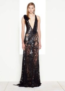 Vestido de noite de Donna Karan 2016