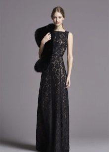 Vestido de noite de Carolina Herrera