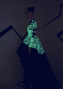 Vestido de noite de Rami Kadi