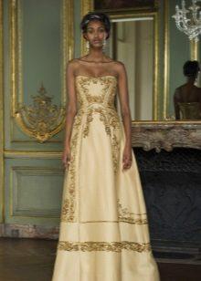 Vestido de formatura em estilo étnico 2016