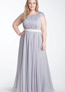 Vestido de noite império para meninas tamanho 52
