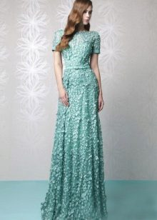 Tony Ward Lace iltapuku