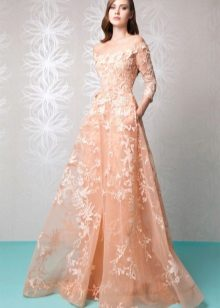Tony Ward A-Siluetti Gown
