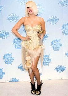 Vestit de nit de cabells de Lady Gaga