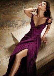 Eggplant Dress Accessories