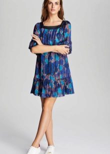 Dress tunic color