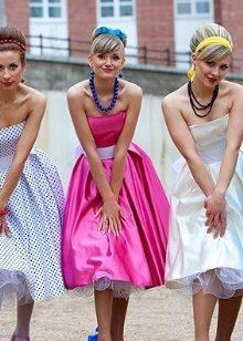 Bolyhos amerikai Petticoat