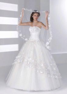 Csodálatos esküvői ruha