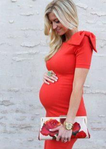 Elegante jurken voor zwangere vrouwen