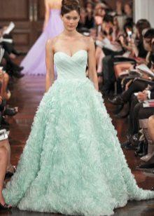 Mint dress from Romony Kevez