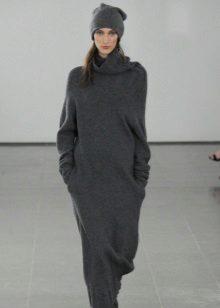 Pakaian panjang yang hangat