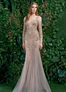 The image in the dress Nyud